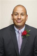 Profile image for Councillor Ricky Jones